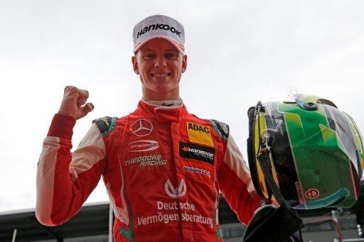 Mick Schumacher gewinnt den Titel in der Fomel 3