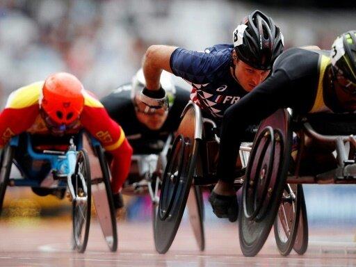 Para-Leichtathleten mit Vorfreude auf EM in Berlin