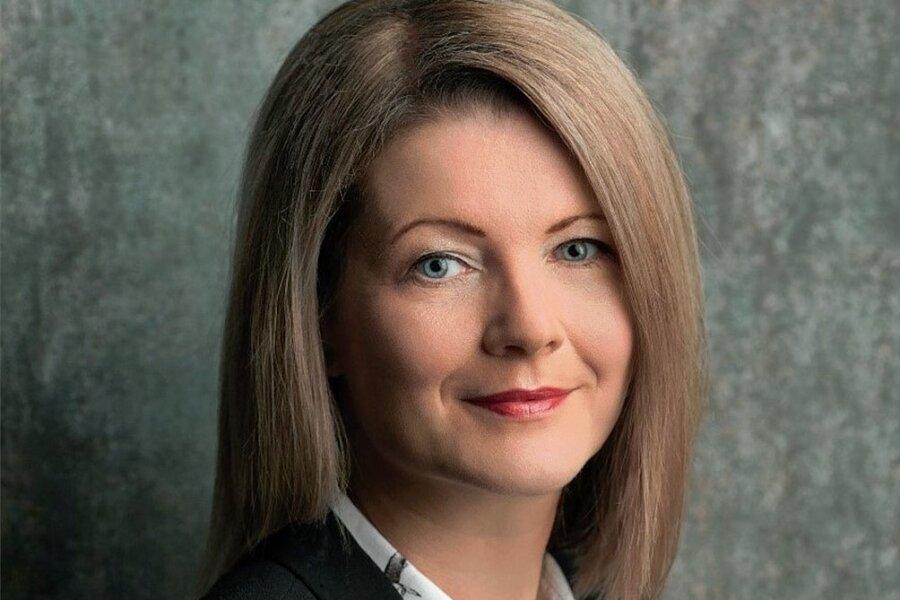Nadine Konieczny - Künftige Geschäftsführerin des AZV Reichenbacher Land