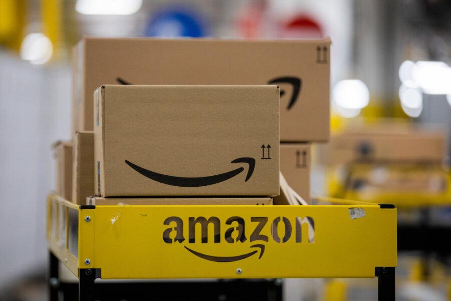 Amazon-Verteilzentrum in Frankenberg auf Zielgeraden