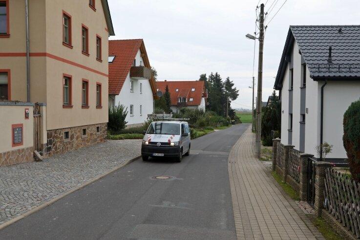 Die Lauenhainer Straße soll eine Frischekur erhalten.