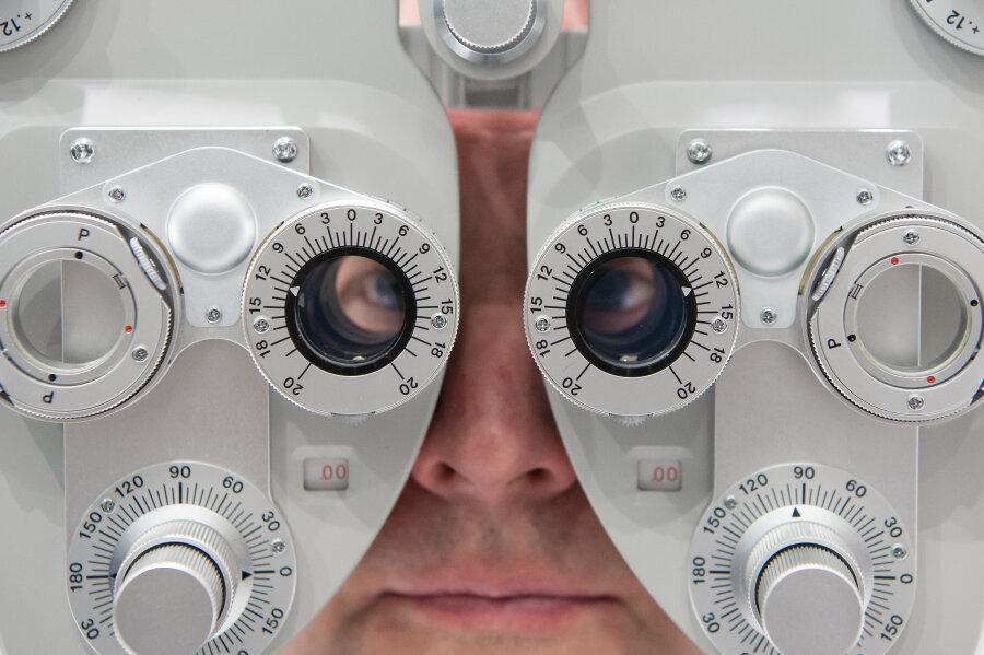 Augenärzte: Freie Termine in Glauchau