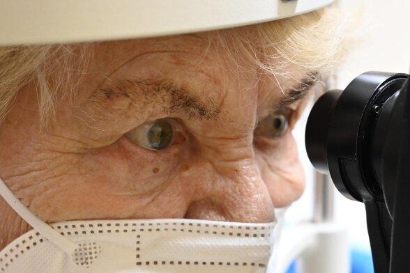 Wer jetzt schon Termine für die im kommenden Jahr öffnende ambulante Augenarztpraxis am HBK haben will, guckt in die Röhre.
