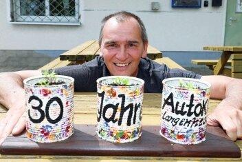 Seit 30 Jahren betreibt Andreas Osse das Autokino.