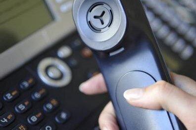 Behördentelefon im Chemnitzer Rathaus nur eingeschränkt nutzbar