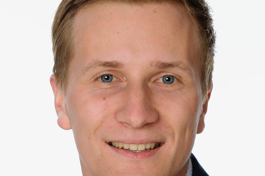 Der bisherige CDU-Stadtrat Tobias Kämpf tritt am 1. Februar das Amt des Kulturbürgermeisters an.