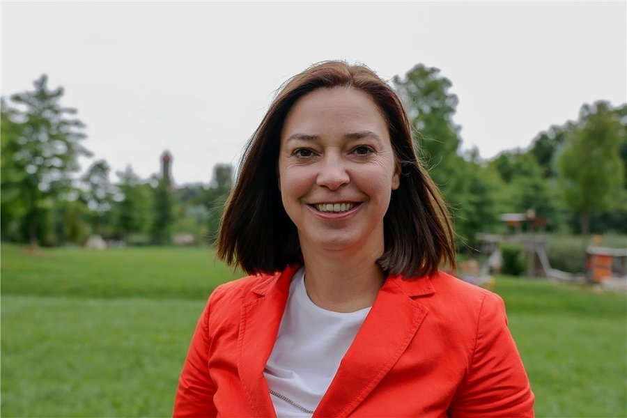 Yvonne Magwas - CDU-Direktkandidatin