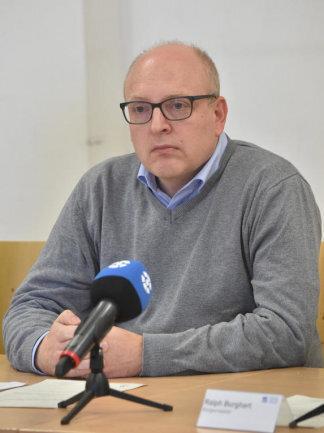Kämmerer Sven Schulze.