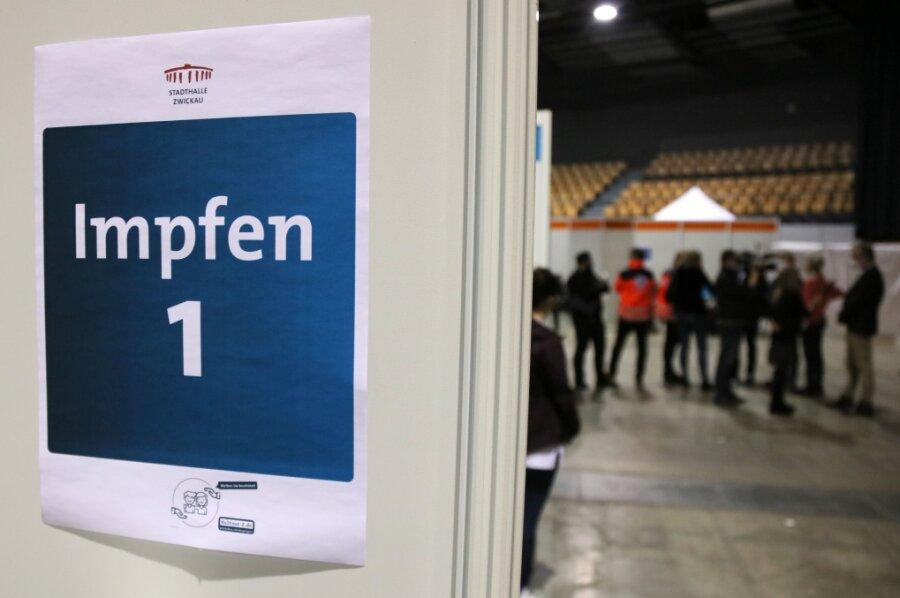 Corona-Lage in Sachsen: Wann welches Impfzentrum schließen muss