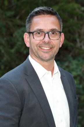 Sören Voigt (49) - CDU-Landtagsabgeordneter aus Falkenstein