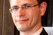 """Stefan Czarnecki - Vorsitzender des Vereins """"Zukunftsregion Zwickau"""""""