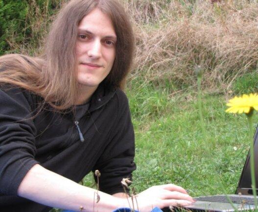 Matthias Ungethüm im Jahr 2013. Damals machte der IT-Spezialist durch das Aufspüren spektakulärer Sicherheitslücken auf sich aufmerksam.