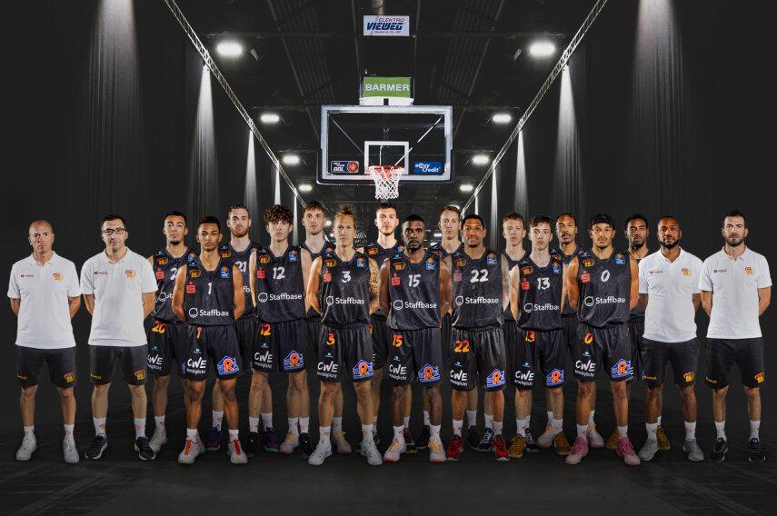 Der Niners-Kader der Saison 2021/22
