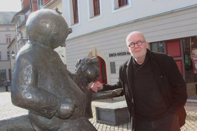e.o.plauen-Preis geht am 19. September an den Kinderbuchillustrator Wolf Erlbruch