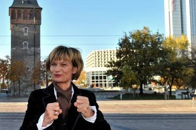 Die Chemnitzer Oberbürgermeisterin Barbara Ludwig (SPD).