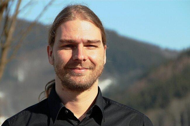 Professor Tino Ullrich, TU Chemnitz, Professor für Angewandte Analysis