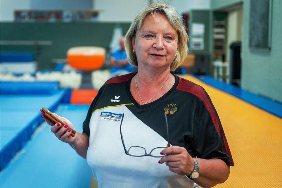 Gabi Frehse - Turntrainerin