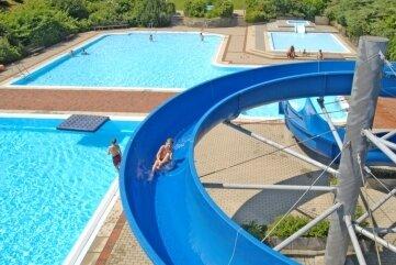 Freibadsaison startet im Mai