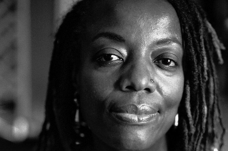 Friedenspreisträgerin mit Symbolkraft: die simbabwische Autorin und Filmemacherin Tsitsi Dangarembga.