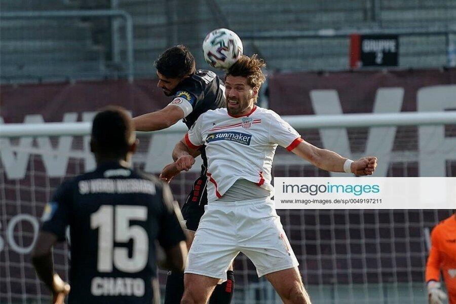 Ronny König hat keine guten Erinnerungen an das jüngste Auswärtsspiel in Wiesbaden.