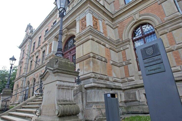 Im Amtsgericht ist ein 39-jähriger Zwickauer am Montag wegen Körperverletzung verurteilt worden.