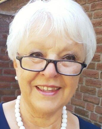 Gesine Hennig heute. Sie lebt in Nordrhein-Westfalen.