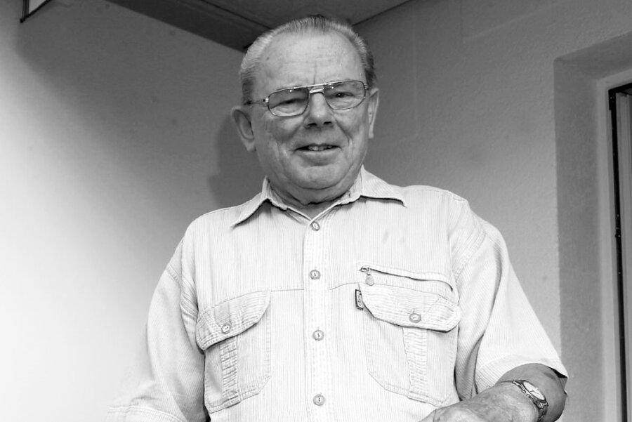 Gerhard Geipel - Ehemaliger Bürgermeister