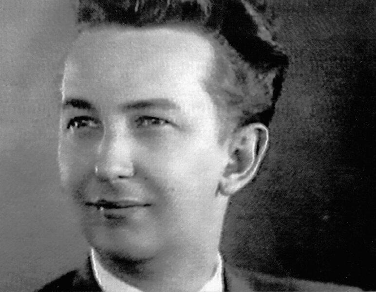 """<p class=""""artikelinhalt"""">Alfred Roßner (1906-1943) rettete viele Juden und bezahlte dafür mit seinem Leben.</p>"""