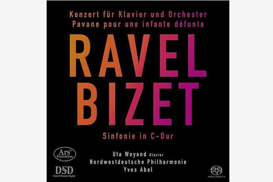 """Klar ausformuliert: Uta Weyand mit """"Ravel Bizet"""""""