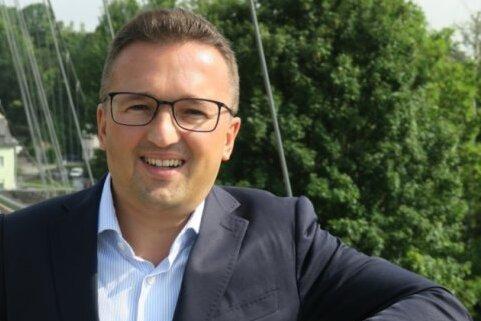 Der Zwickauer CDU-Bundestagsabgeordnete Carsten Körber.