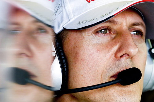 Leid, Angst, Hoffnung: Michael Schumachers schwerster Kampf
