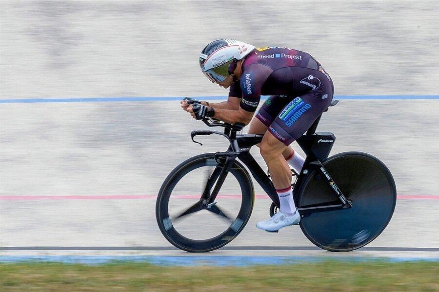 Bahnsprinter Maximilian Levy konnte sich zum vierten Mal für Olympische Spiele qualifizieren.