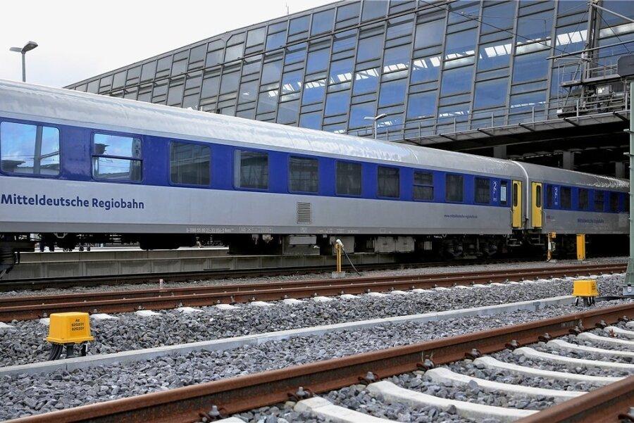 Linie von Chemnitz nach Leipzig: Bahn plant Ausbau nicht komplett zweigleisig