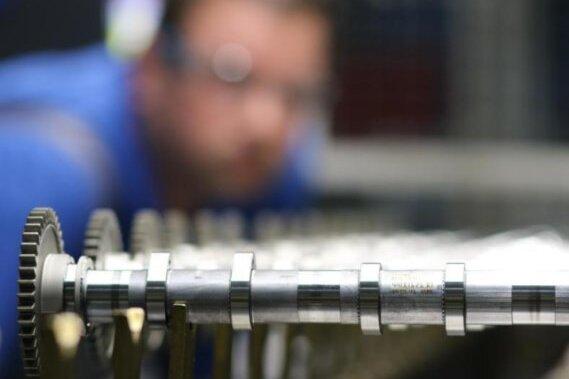 Maschinenbauer im Osten: Es geht wieder aufwärts