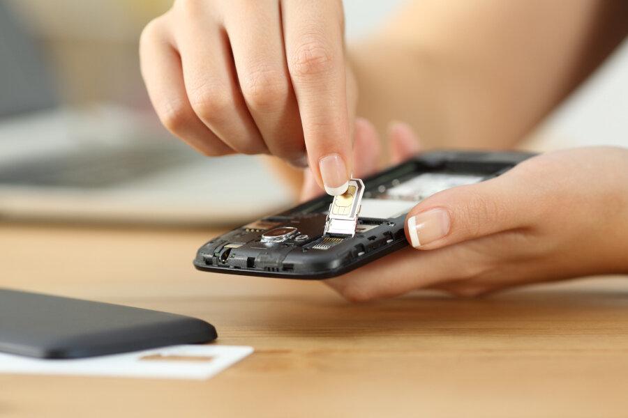 Mit einer Multicard lassen sich weitere Geräte über einen bestehenden Mobilfunkvertrag nutzen