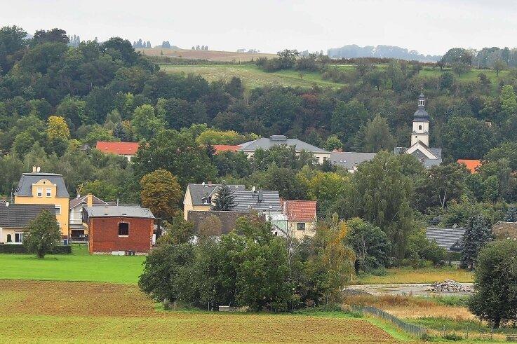 Blick auf Neukirchen von der Dänkritzer Straße. Die Gemeinde plant mit einem ausgeglichenen Haushalt für 2021 und das kommende Jahr.