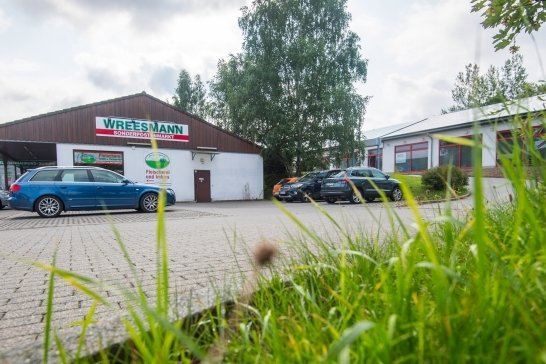 Wo derzeit Wreesmann und andere Geschäfte angesiedelt sind, könnte ein großer Lebensmittelmarkt entstehen.