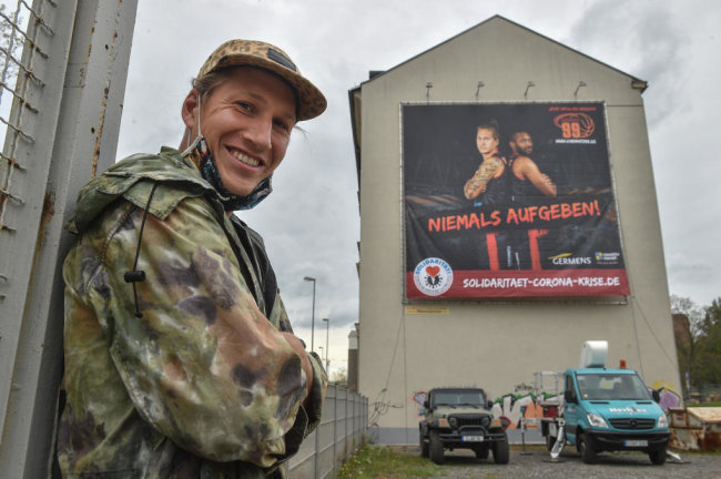Malte Ziegenhagen - Niners-Kapitän