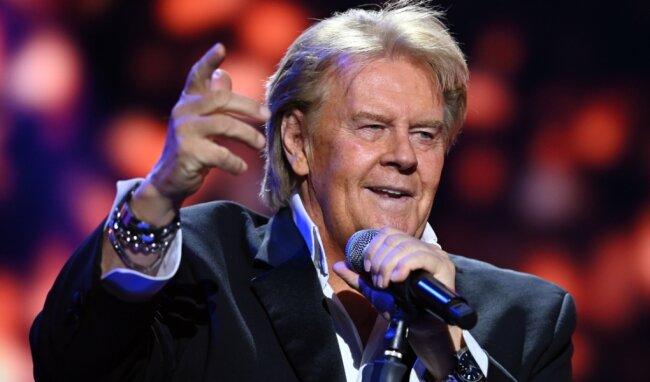 Howard Carpendale soll im März 2022 in der Stadthalle Chemnitz auftreten. Das Konzert wurde wegen Corona mehrfach verlegt.