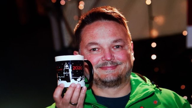Norman Richter hatte den Wettbewerb im Vorjahr mit seinem schwarz-weißen Motiv gewonnen.