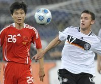 Christian Gentner kam zu seinem Debüt im Nationalteam