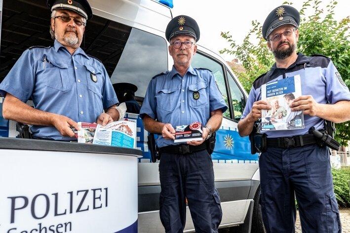 Polizisten als Ratgeber