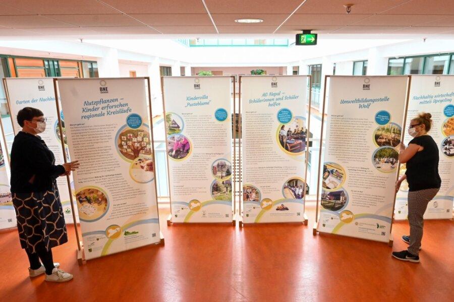 Präsentation im Tietz zeigt Projekte für ein besseres Morgen