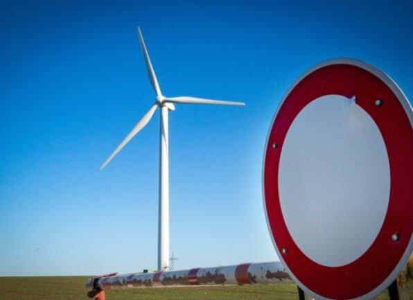 ln Schönerstadt regt sich Protest gegen Windkraftpläne.