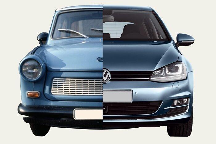 Das Autoland Sachsen ist die wichtigste Erfolgsgeschichte der sächsischen Wirtschaft. Kraftfahrzeuge aus Sachsen sorgen seit über 100 Jahren für Mobilität. Doch die wichtigste DDR-Marke, den Trabant 601 aus dem VEB Sachsenring-Automobilwerke Zwickau, wollte nach der Währungsunion kaum noch jemand kaufen. Die Initialzündung für den Wiederaufstieg der Branche kam vom Wolfsburger Volkswagenkonzern, der in Zwickau ein neues Fahrzeugwerk errichtete und in Chemnitz das Motorenwerk übernahm. Heute ist die Automobilindustrie der Motor des verarbeitenden Gewerbes in Sachsen mit Werken von VW, BMW und Porsche und rund 750 Zulieferunternehmen. Die rund 70.000 Beschäftigten erwirtschaften ein Viertel der Industrieproduktion in Sachsen.