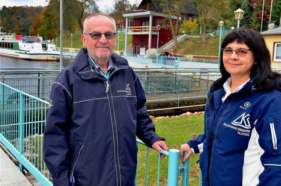 Die Nachfolge von Thomas Caro als Geschäftsführer des Talsperrenzweckverbandes tritt seine bisherige Stellvertreterin Sylvia Reiß an.