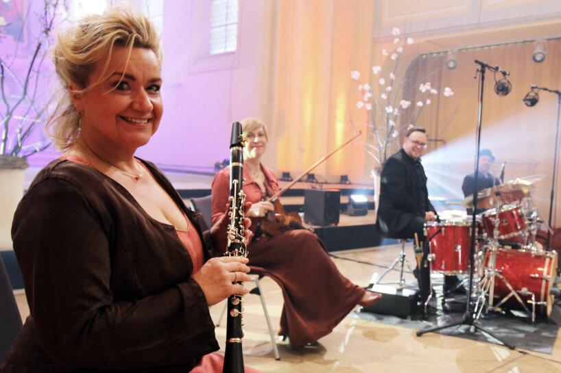 Anja Bachmann - Klarinettistin