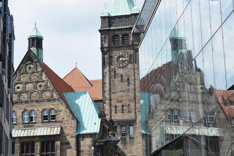 Kulturhauptstadt 2025 und dann noch Standort für das Zentrum für Deutsche Einheit? Bewerben sollte sich Chemnitz jedenfalls um das Zentrum, fordern Stadträte.