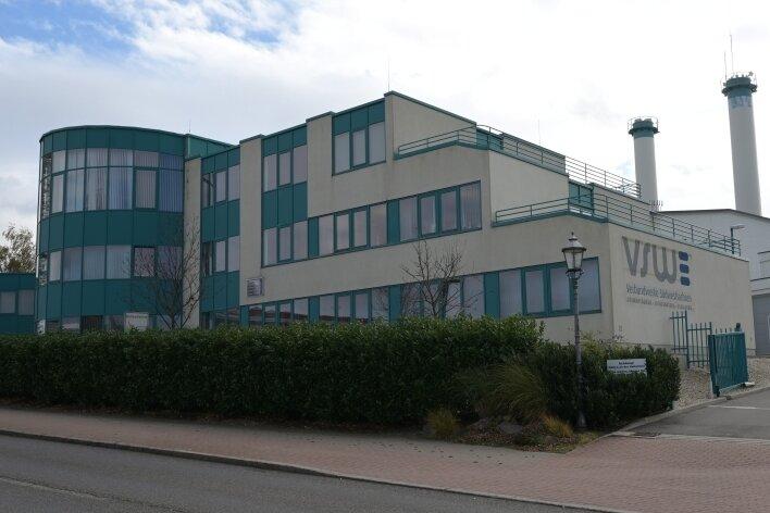 Die EnviaM übergibt der Stadt Stollberg neben den Leitungen auch ihr Gebäude, mietet es dann aber und nutzt es mit seinen Mitarbeitern weiter.