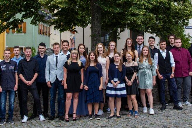 Standort Zschopau des BSZ: Fachoberschüler haben Ausbildung abgeschlossen